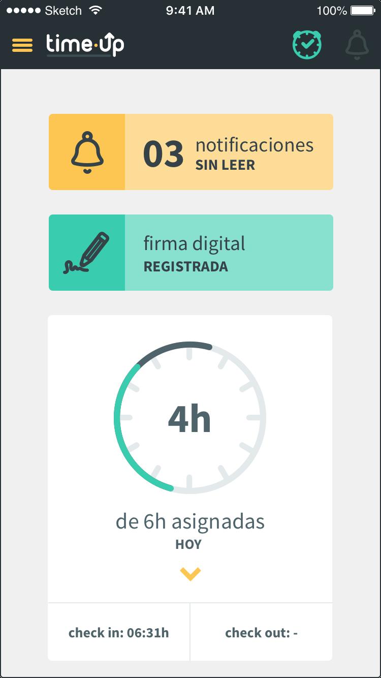 app timeup